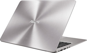 "ASUS Zenbook UX410UA-GV024 šedá / 14"" FHD / Intel Core i3-7100U 2.4GHz / 4GB / 128GB / Intel HD / bez OS"