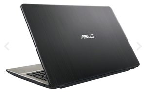 "ASUS VivoBook Max X541UA černá / 15.6"" HD / Intel Core i3-6006U 2GHz / 4GB / 1TB / Intel HD 520 / DVD / W10"