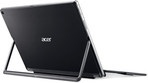 "Acer Switch 5 (SW512-52-73MS) černá / 12"" QHD Touch / i7-7500U 2.7GHz / 8GB / 512GB SSD / W10"