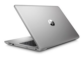 "HP 250 G6 stříbrná / 15.6"" FHD / Intel Core i3-7020U 2.3GHz / 8GB / 1TB / Intel HD 620 / DVD±RW / W10"