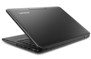 "Lenovo N300e černá / 11.6"" HD Touch / Intel N3450 1.1GHz / 4GB / 64GB eMMC / Intel HD 500 / W10P"