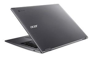 "Acer Chromebook 13 (CB713-1W-32CZ) šedá / 13.5"" QHD IPS / i3-8130 2.2GHz / 4GB / 64GB / UHD Graphics 620 / Chrome OS"