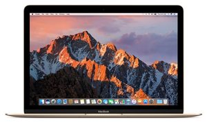 "Apple MacBook 12"" / Intel Core i5 1.3GHz / 8GB / 512GB SSD / Intel HD615 / macOS Mojave / CZ / zlatý"