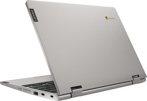 "Lenovo Chromebook C340-11 šedá / 11.6"" HD / Intel Celeron N4000 2.6Ghz / 4GB / 64GB eMMC / Intel UHD 600 / Chrome OS"