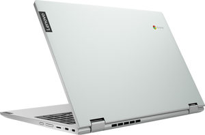 "Lenovo Chromebook C340-15 šedá / 15.6"" FHD / Intel Pentium 4417U 2.3Ghz / 4GB / 32GB eMMC / Intel HD 610 / Chrome OS"