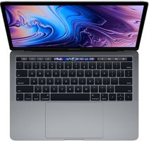 "Apple MacBook Pro 13"" 2019 Space Grey / Core i5 2.4GHz / 8GB / 512GB SSD / Intel Iris 655 / OS Mojave / Touch Bar / CZ"