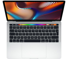"Apple MacBook Pro 13"" 2019 Silver / Core i5 2.4GHz / 8GB / 256GB SSD / Intel Iris 655 / macOS Mojave / Touch Bar / CZ"