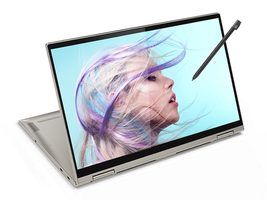 "Lenovo Yoga C740-15IML zlatá / 15.6"" FHD / Intel Core i5-10210U 1.6GHz / 8GB / 512GB SSD / Intel UHD Graphics / W10H"