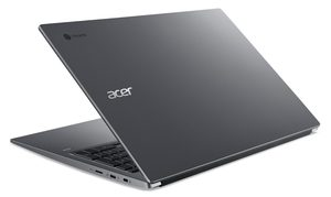 "Acer Chromebook 715 (CB715-1WT-37RH) šedá / 15.6"" FHD / Core i3-8130U 2.2GHz / 8GB / 128GB eMMC / Intel UHD / Chrome OS"