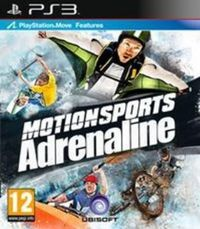 Motionsport adrenaline - Move exclusive / PS3