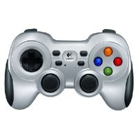 Logitech Wireless Gamepad F710 / 2,4 GHz / Vibrace / USB / výprodej