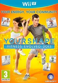 Ubisoft Wii U hra Your Shape Fitness Evolved 2013