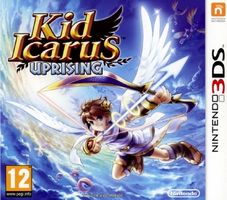 Nintendo 3DS hra Kid Icarus: Uprising (incl.HW Stand+AR Cards)