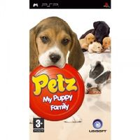 PSP Petz: My Puppy Family Essentials / Simulátor / Angličtina / od 3 let / Hra pro Playstation Portable