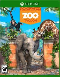 XONE Zoo Tycoon Game of the year edition / Strategie / Angličtina / od 3 let / Hra pro Xbox One