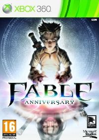 X360 Fable Anniversary / RPG / Angličtina / od 16 let / Hra pro Xbox 360