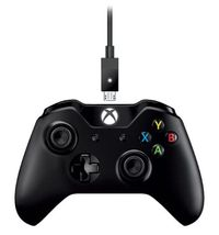 Microsoft Xbox One Gamepad + kabel pro Windows / USB