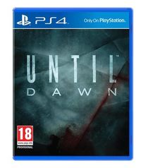 PS4 Until Dawn / Adventura / Angličtina / od 18 let / Hra pro PlayStation 4