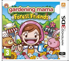 3DS Gardening Mama: Forest Friends / Simulátor / Angličtina / od 3 let / Hra pro Nintendo 3DS