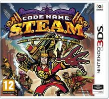 3DS Code Name S.T.E.A.M. / Strategie / Angličtina / od 12 let / Hra pro Nintendo 3DS