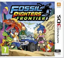 3DS Fossil Fighters: Frontier/  Adventura / Angličtina / od 7 let / Hra pro Nintendo 3DS