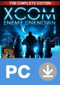 PC XCOM Enemy Unknown - The Complete Ed. / Elektronická licence / Strategie / Angličtina / od 18 le
