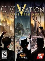 PC Sid Meier's Civilization® V: Brave New World (DLC) / Elektronická licence / Strategie / Angličtina / od 12 let