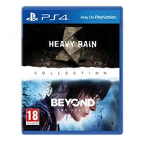 PS4 The Heavy Rain & BEYOND: Two Souls Collection / Adventura / Angličtina / od 18 let / Hra na Playstation 4