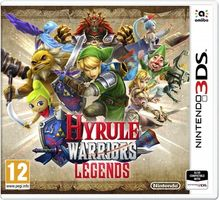 3DS Hyrule Warriors: Legends / Adventura / Angličtina / od 12 let / Hra pro Nintendo 3DS