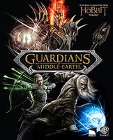 PC Guardians of Middle-Earth / Elektronická licence / RPG / Angličtina / od 12 let