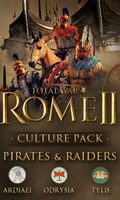 PC Total War: Rome II - Pirates and Raiders (DLC) / Elektronická licence / Strategie / Angličtina / od 16 let