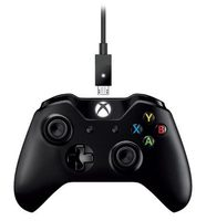 ROZBALENO-Microsoft Xbox One Gamepad + kabel pro Windows / USB
