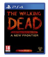 PS4 The Walking Dead: Season Three / Adventura / Angličtina / od 18 let / Hra pro Playstation 4