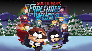 PC South Park: The Fractured But Whole Gold Edition / RPG / Angličtina / od 18 let / Hra pro počítač