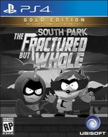 PS4 South Park: The Fractured But Whole Gold Edition / RPG / Angličtina / od 18 let / Hra pro Playstation 4