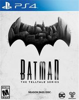 PS4 Telltale Batman Game / Adventura / Angličtina / od 18 let / Hra pro Playstation 4