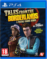 PS4 Tales from the Borderlands:A Telltale Games Series / Adventura / Angličtina / od 18 let / Hra pro Playstation 4