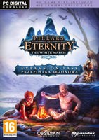PC Pillars of Eternity: The White March Expansion Pass / DLC / RPG / Angličtina / od 16 let / Hra pro počítač
