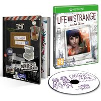 XONE Life is Strange Limited Edition / RPG / Angličtina / od 16 let / Hra pro Xbox one