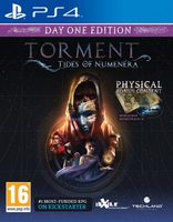 PS4 Torment: Tides of Numenera - Day One Edition / RPG / Angličtina / od 16 let /  Hra pro Playstation 4