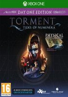 XONE Torment: Tides of Numenera - Day One Edition / RPG / Angličtina / od 16 let / Hra pro Xbox one