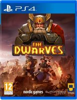 PS4 The Dwarves / RPG / Angličtina / od 12 let /  Hra pro Playstation 4