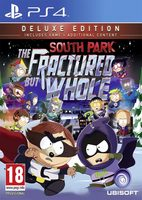 PS4 South Park: The Fractured But Whole Deluxe Edition / RPG / Angličtina / od 18 let /  Hra pro Playstation 4