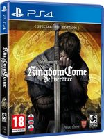PS4 Kingdom Come: Deliverance - Act 1 / RPG / CZ titulky / od 16 let /  Hra pro Playstation 4