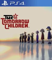 PS4 The Tomorrow Children / Adventura / Angličtina / od 7 let / Hra pro Playstation 4