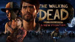 XONE The Walking Dead: Season Three / Adventura / Angličtina / od 18 let / Hra pro XboxOne