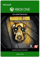 XONE Borderlands: The Handsome Collection / Elektronická licence / Adventura / Angličtina / od 18 let / Hra pro Xbox One