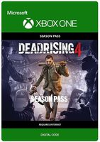 XONE Dead Rising 4: Season Pass / Elektronická licence / Season Pass