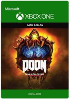 XONE Doom 4: Hell Followed (DLC 2) / Elektronická licence / Add-on