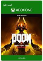 XONE Doom 4: Unto the Evil / Elektronická licence / Add-on